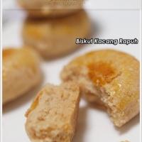 Biskut Kacang Rapuh