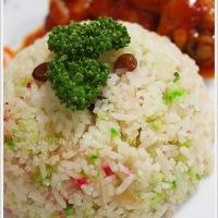 Nasi Minyak Hujan Panas