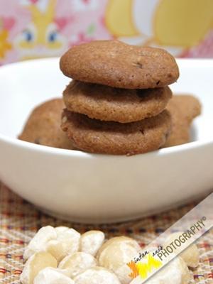 macadamiacoklatcookies