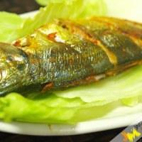 Ikan Selar Bakar Berlada