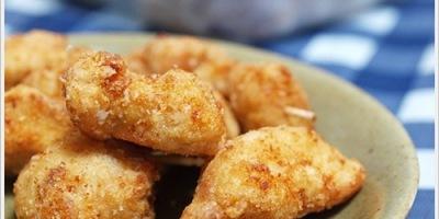 Homemade Ayam Popcorn Rangup