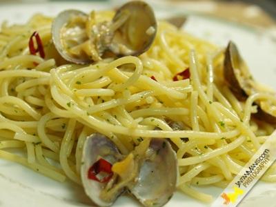Spaghetti Asari