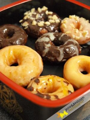 Donut Ala Krispy Kream