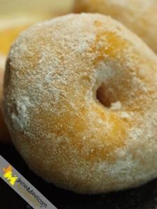 Bebola Donut Taufu