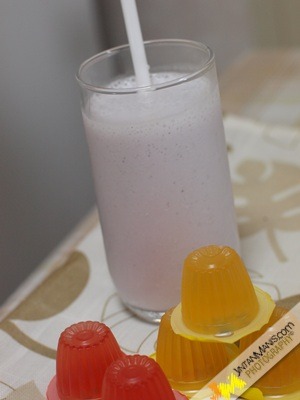Fruits Shake Jelly