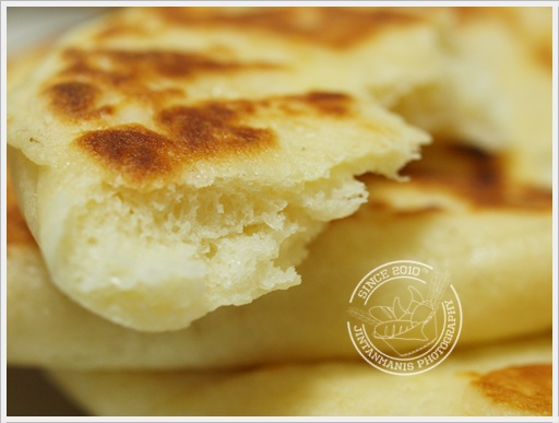 Fry Pan Naan Bread