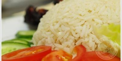 Nasi Ayam Butter