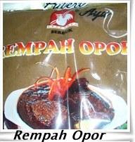 rempah opor