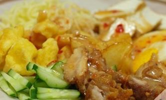 Mee Rojak Ayam